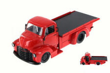 Chevy Coe 1952 Red 1:24 Model JADA TOYS
