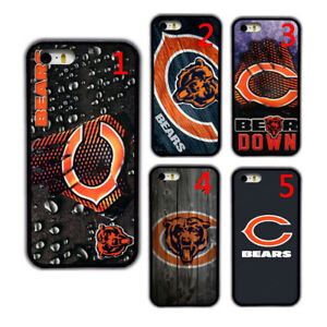New Chicago Bears Rubber Phone Case Cover For iPhone / Samsung / LG