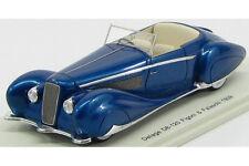 DELAGE D8-120 Figoni & Falaschi 1939 1:43 Spark S2722