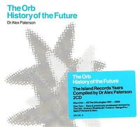 THE ORB history of the future (2X CD compilation) ambient, house, dub, techno