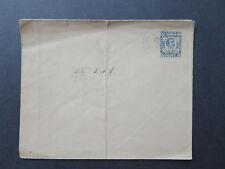 Montenegro 1893 10H Postal Stationery Canceled / Light Curling - Z7805