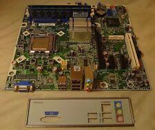 HP COMPAQ 582679-001 500B MT Scheda Madre SKT775 | H-IG41 - uATX REV: 1.0 & 4GB RAM