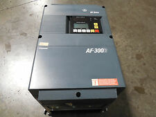 USED GE 6VAF343007B-A2 Variable Frequency Drive 7.5 HP 460V AF-300