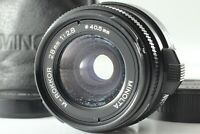 [Asis] Minolta M Rokkor 28mm f2.8 Leica M Mount Lens for CL CLE from JAPAN