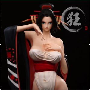 "One Piece Nico Robin Miss Allsunday Kimono Ver. Anime Figurine Figure Statue 9"""