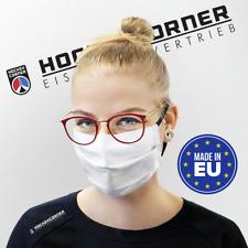 Mund und Nasen Maske Gesichtsmaske, Alltagsmaske Baumwolle 2-lagig waschbar