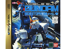 # Sega Saturn-Mobile Suit Gundam Gaiden 3: sabakareshi mono (t-13312g) - top #