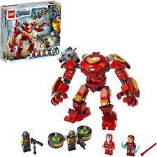 LEGO Marvel Avengers 76164 - Hulkbuster de Iron Man vs. Agente de A.I.M.