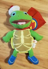 Nickelodeon Wonder Pets - Tuck the Turtle Plush Stuffed Animal Toy - 16 inches