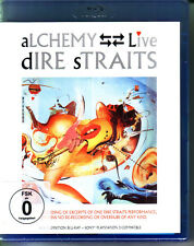 Blu-Ray (NEU!) DIRE STRAITS: Alchemy (live Sultans of Swing Tunnel of Love mkmbh