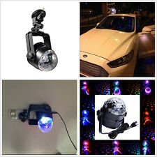 New 1x Car Disco DJ LED Light Strobe Lighting Stage Party Bar Music Active Light