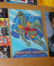 Justice League 2003 Promo Card 7 Of 7 NM