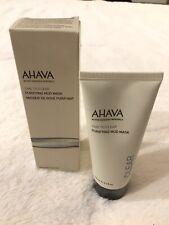 NEW AHAVA Purifying Dead Sea Mud Mask - Full Size 3.4 fl oz
