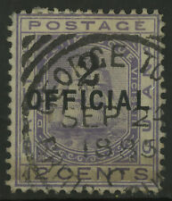 British Guiana  1881  Scott #  98  USED