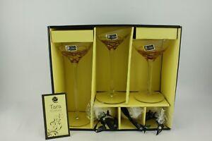 Tara Glassworks candle holeders Designed in Ireland wedding gift