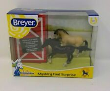 Breyer 5938 Stablemates Mystery Foal Surprise Buckskin Andalusian Black Lusitano
