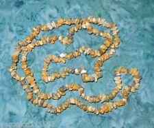 "Calico Jasper Chip Beads NEW Healing 36"" strand Make jewely Balance Yin Yang"