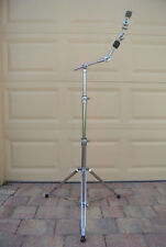 1 OWNER! 1987 YAMAHA BOOM CYMBAL STAND with STACKER for YOUR DRUM SET! #D514