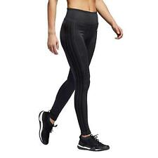 New Adidas Ladies' 3 Stripe Active Leggings Variety