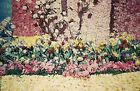 NS02 ORIGINAL KODACHROME 1950s 35MM SLIDE FLOWERS FLOWERS FLOWERS WOW