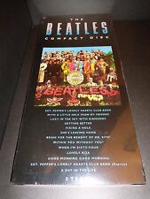 THE BEATLES SGT PEPPERS LONELY HEARTS CLUB BAND-Rare Collector's LONG BOX