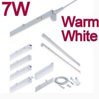 LED 7W Linkable Kitchen Under Cabinet Shelf Unit Link Strip Link Tube Light 830