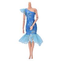 """Vestido de fiesta hermoso hecho a mano de moda para 9 """"B Doll Mini LovelySC"""