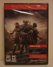 New! The Elder Scrolls Online [Target Exclusive Preview Disc] (PC/MAC DVD-ROM)