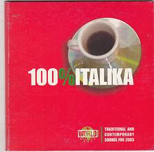 100% ITALIKA - artistsi vari CD
