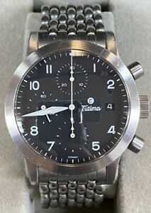 TUTIMA PILOT FX CHRONOGRAPH WATCH / PRE-OWNED
