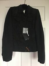 EXTE by Versace Denim Jacket  Size: UK 10. US 6. EU 38. IT 42 New with tags!!
