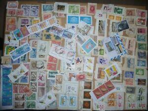 40 grams mixtures Argentina stamps on single paper kiloware