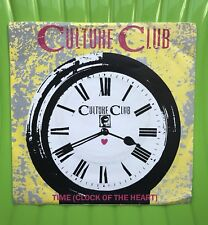 """Culture Club - Time (Clock Of The Heart) VS 558 7"""" Single * 3 for 1 On Postage *"""