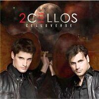 2CELLOS Celloverse CD BRAND NEW 2 Cellos