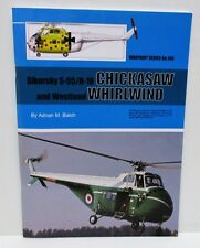 Warpaint Series No.106 - Sikorsky S-55/H-19 Chickasaw & Westland Whirlwind  Book
