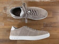 bea198a181a TOD S low top gray suede sneakers authentic - Size 8 US   41 EU   7