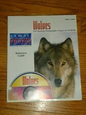 Corel Professional Cd Royalty Free Photos, Wolves,100 Stunning Pictures