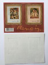 Bloc timbres France 2009 neuf** YT F4406. Pierre-Auguste Renoir