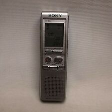 More details for sony icd-b300 digital audio voice recorder dictaphone mp3 working free uk p+p