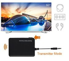 Wireless Bluetooth Audio Transmitter A2DP 3.5mm Stereo HiFi Adapter Dongle iPod