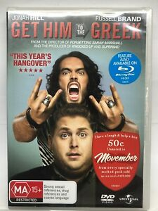 Get Him to the Greek - DVD - AusPost with Tracking