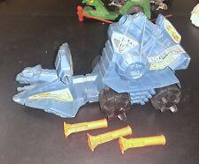 "Vintage 1982 He-Man ""Battle Ram"" Vehicle (masters of the universe)(motu) Works!!"