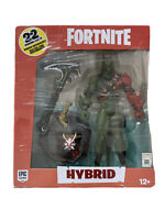 McFarlane Toys Fortnite Hybrid Stage 3 Premium Action Figure Damaged Box