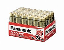 Panasonic LR6T/24V 1.5V AA Alkaline Battery - 24 Pack
