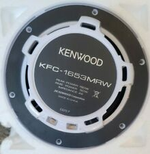 KENWOOD KFC-1653MRW MARINE SPEAKERS