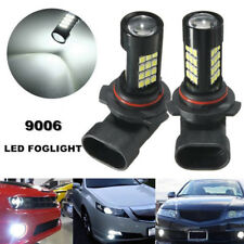 9006 HB4 42 SMD LED White Samsung 2835 Canbus Error Free Fog Light Bulb 6500K 2X