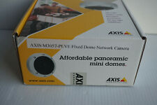 Axis M3057-PLVE 6 Megapixel Fisheye Outdoor Dome Network IP PoE Security Camera