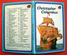 Christopher Columbus Ladybird vintage book 561 history voyages ships adventure