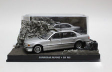 1/43 Alloy die casting car model,Movie car BMW E38 750iL Gift collection