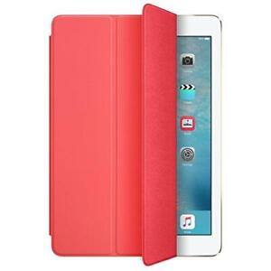 """Genuine Apple 9.7"""" Smart Cover for iPad Air 1, Air 2, 5th & 6th Gen iPad - Pink"""